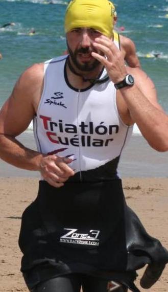 JuanCar en el Triatlón de Buelna 2012